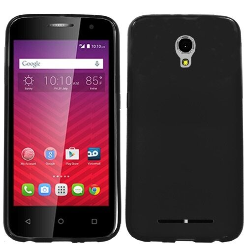 Tpu flexi gel skin case phone cover for alcatel onetouch