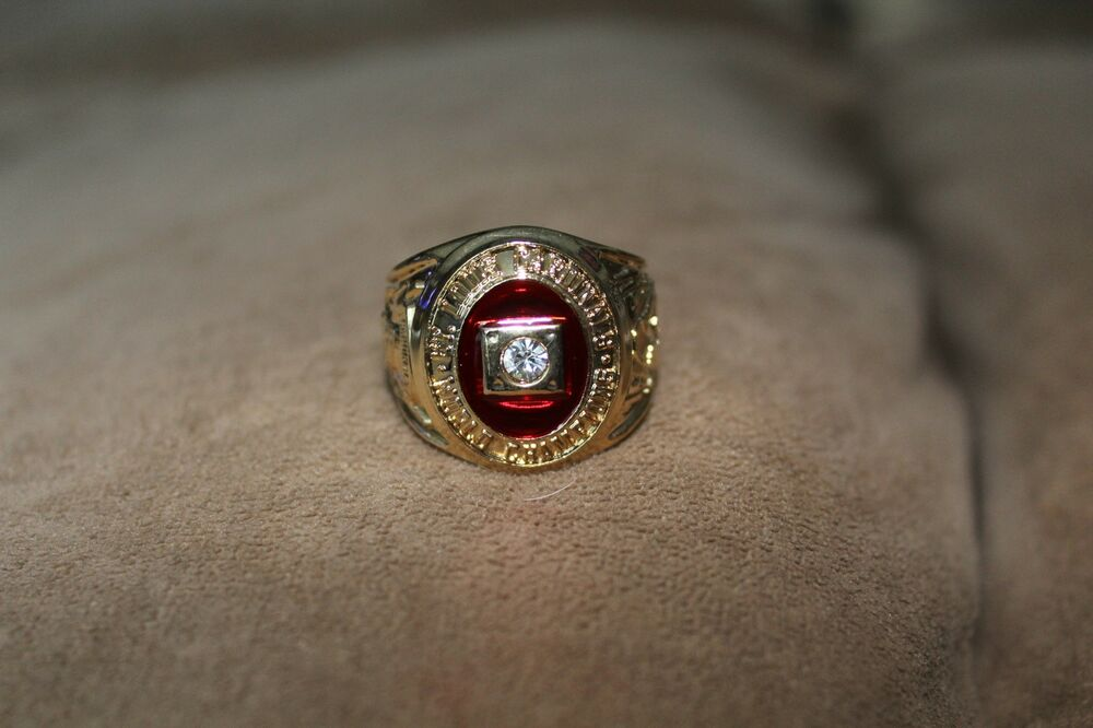 Cardinals World Series Rings Images