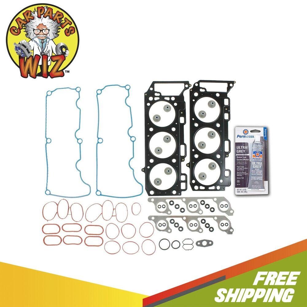 MLS Head Gasket Set Fits 00-11 Ford Land Rover B4000