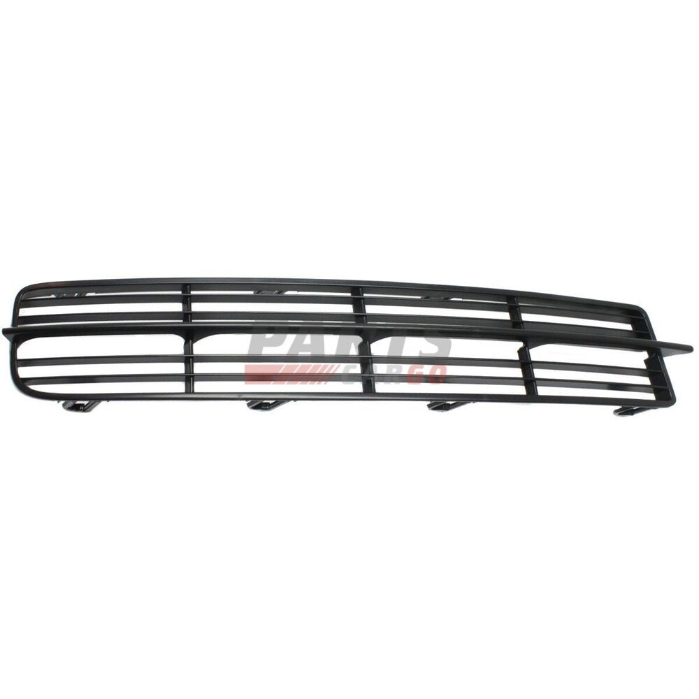 NEW BUMPER GRILLE FITS 2004-2006 ACURA TL FRONT RIGHT SIDE