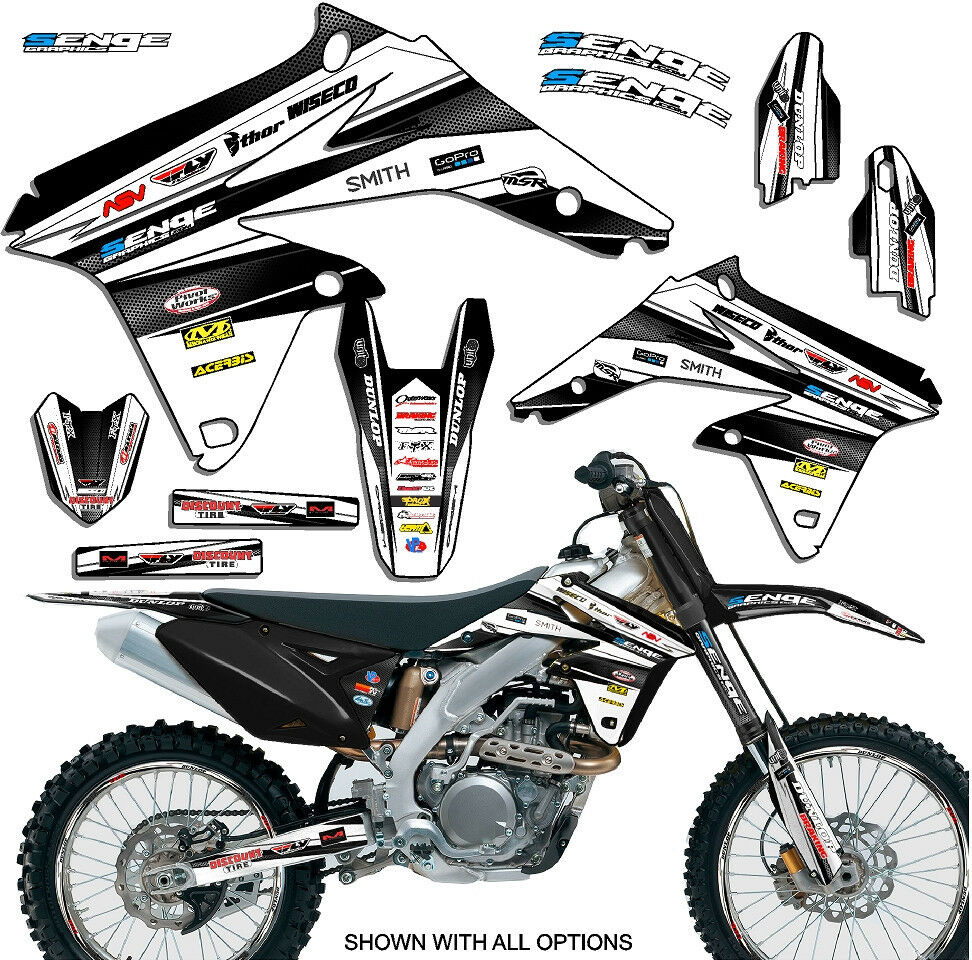 1999 2000 suzuki rm250 rm 250 graphics kit 99 00 decals deco stickers motocross ebay. Black Bedroom Furniture Sets. Home Design Ideas