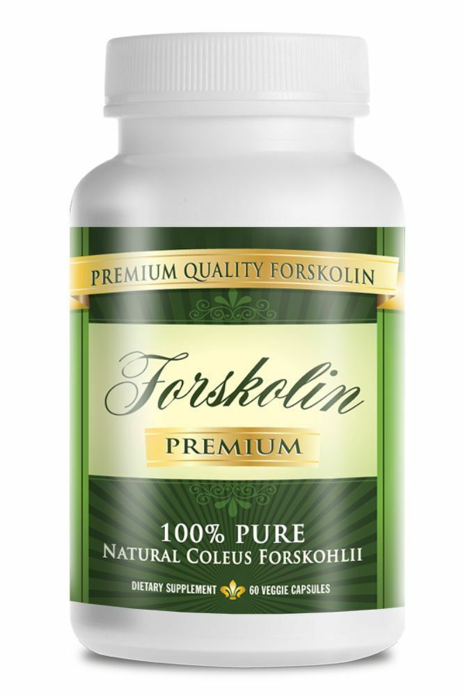 Healthy Care Forskolin 125mg 60 Capsules