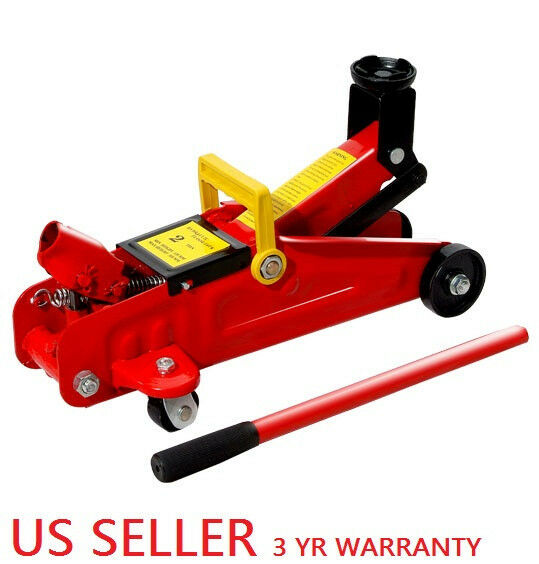 2 Ton Mini T30 Portable Floor Jack Vehicle Car Garage Auto