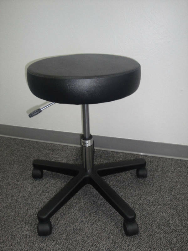 Midmark Ritter Air Adjustable Exam Stool 272 001 Any