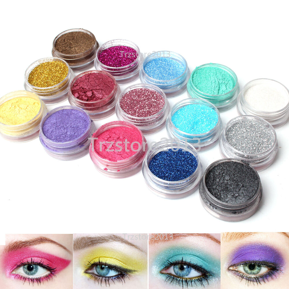how to use pigment powder eyeshadow
