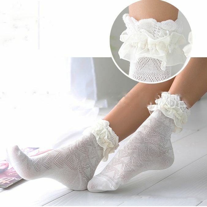 Lace Ruffle Ankle Socks ($ - $): 30 of items - Shop Lace Ruffle Ankle Socks from ALL your favorite stores & find HUGE SAVINGS up to 80% off Lace Ruffle Ankle Socks, including GREAT DEALS like AM Landen Super Cute White Women's Lace Ruffle Ankle Socks ($).
