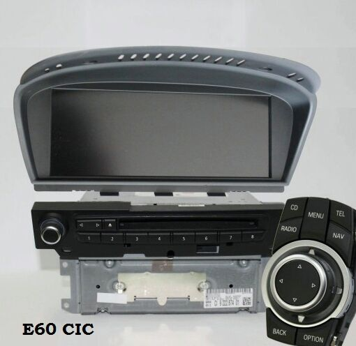 original bmw cic e60 navigation proffesional hdd sat navi. Black Bedroom Furniture Sets. Home Design Ideas