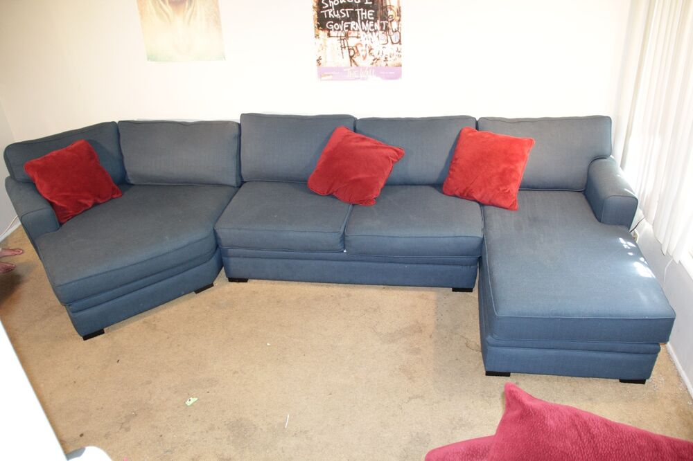 Aaron Belle Berry Sectional Armless Love Seat Raf Chaise