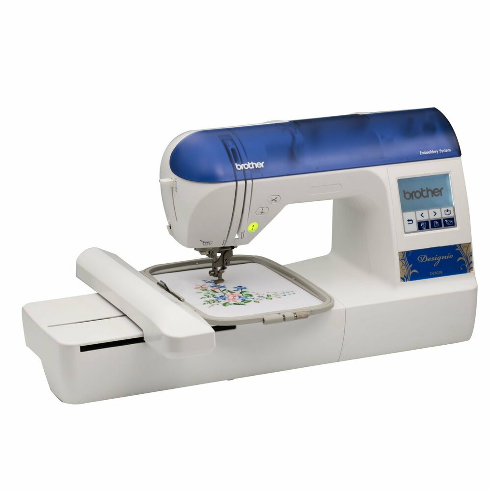 5x7 embroidery machine