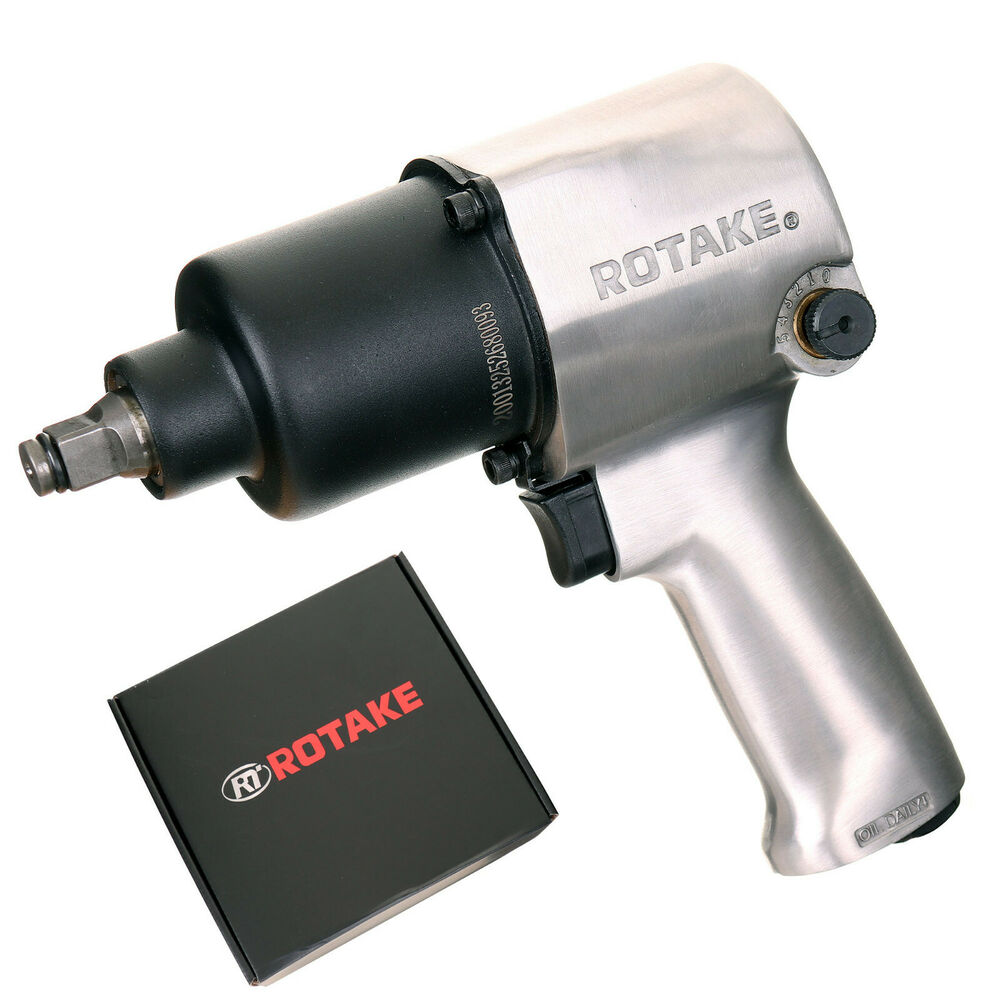 Details About Ful Air Impact Wrench Gun 1 2 Half Inch Drive High Torque 520 Lb Ft