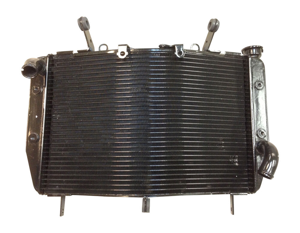 Yamaha 2006 2016 yzf r6 oem replacement radiator new for Yamaha r1 oem parts