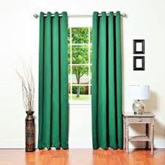 1pc thermal window treatment curtain grommet blackout 63 for 108 window treatments