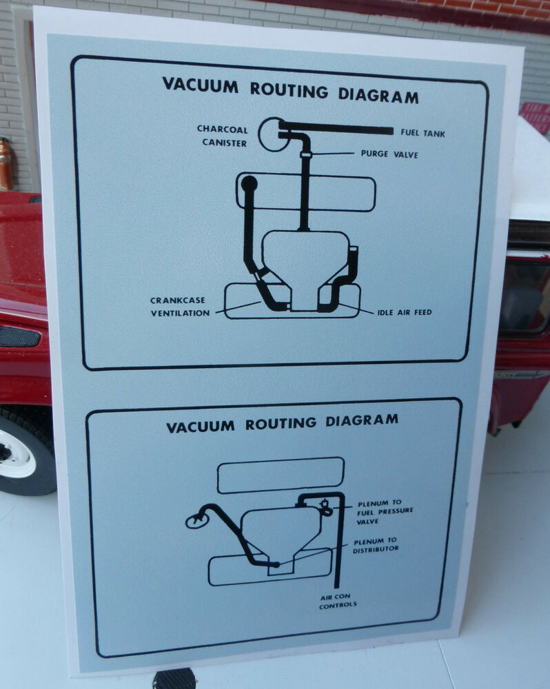 Land Rover Defender 90 110 V8 39 Nas Vacuum Routing Diagram Panel Fuel Pressure Decal Awr5857 Ebay