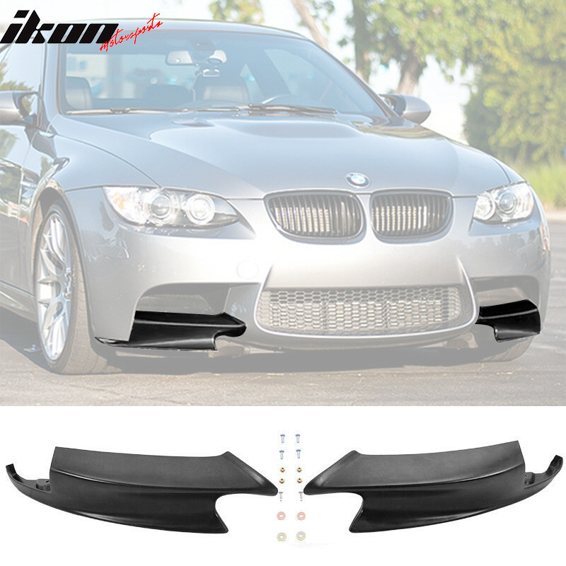 fits 08 13 bmw e90 e92 m3 zcp competition performance. Black Bedroom Furniture Sets. Home Design Ideas