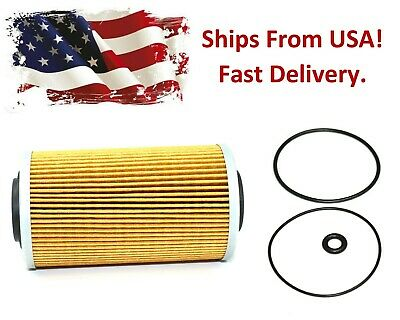 Aftermarket SeaDoo Oil Filter & O-Ring Kit 4TEC GTI GTS SE GTR GTX SC RXP RXT