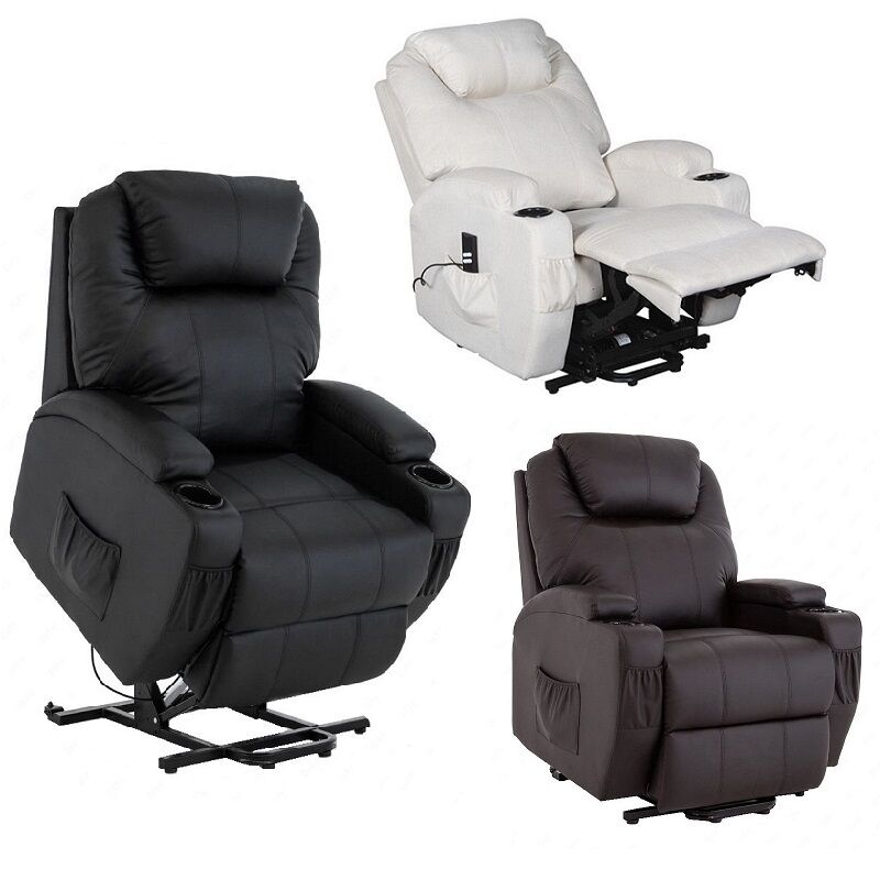 Cavendish dual motor electric rise and recliner mobility for Dual motor recliner chairs