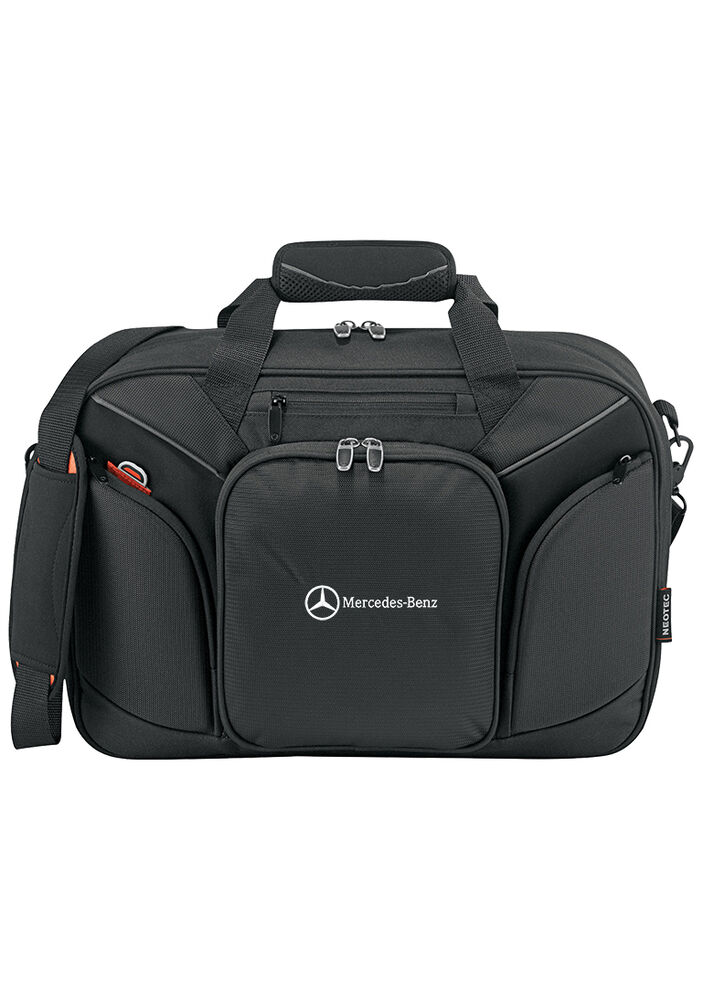 Genuine mercedes benz lifestyle collection travel computer for Mercedes benz golf bag