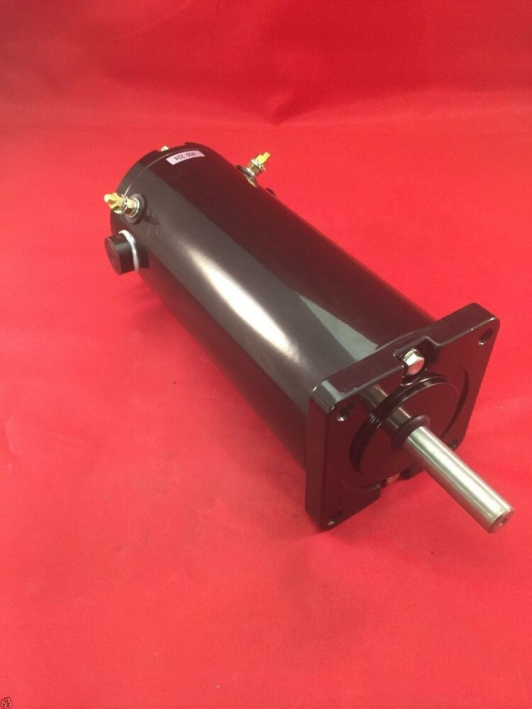 Fisher Salt Spreader Parts : New western fisher salt spreader motor f sealed heavy