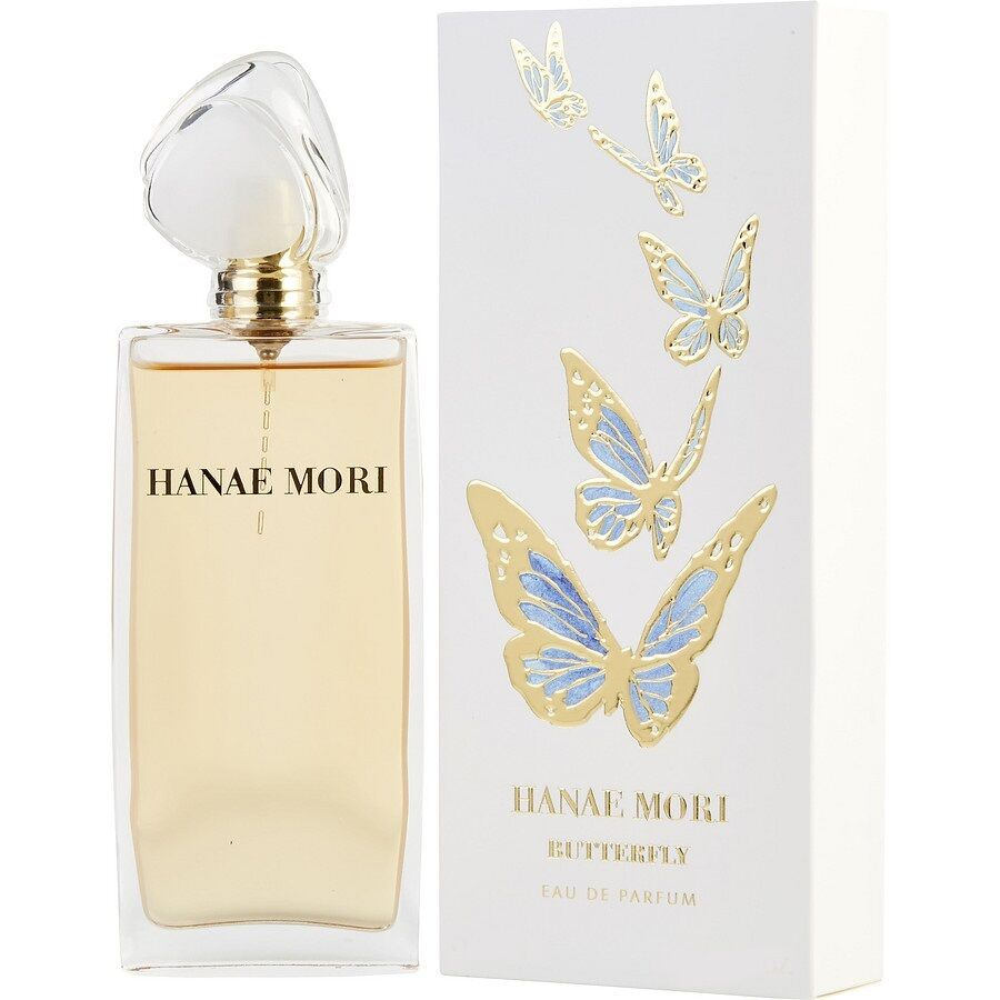 HANAE MORI BLUE BUTTERFLY 1 oz EDP WOMEN EAU DE PARFUM 30ml SPRAY ...