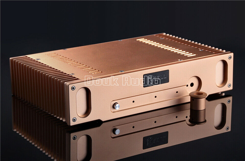 high end aluminum chassis hd1969 class a power amplifier. Black Bedroom Furniture Sets. Home Design Ideas