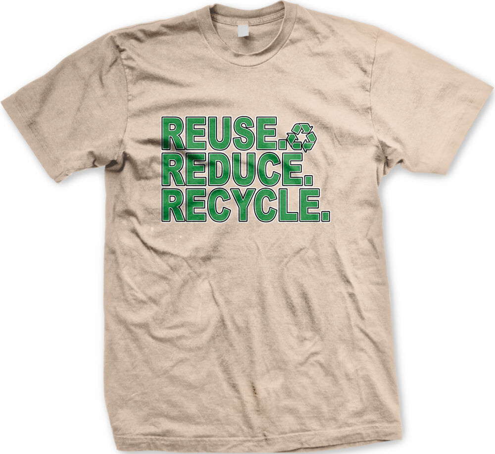 Reuse Reduce Recycle Environment Earth Day Conserve ...