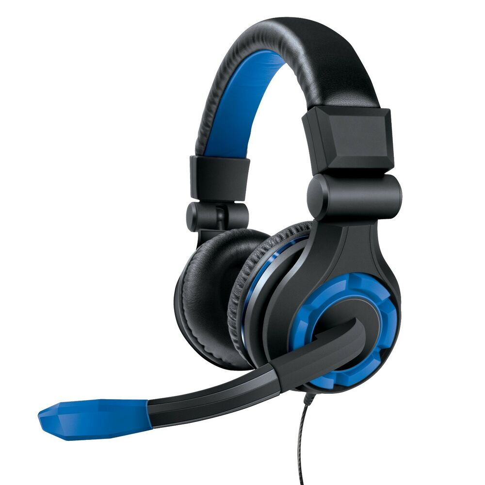 dreamGEAR GRX-340 Advanced Wired Gaming Headset Headphone for Xbox One PS4   eBay