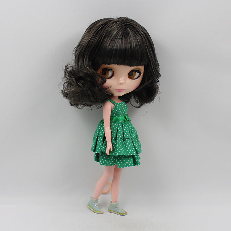 12 Neo Blythe doll nude Takara doll from factory Pink