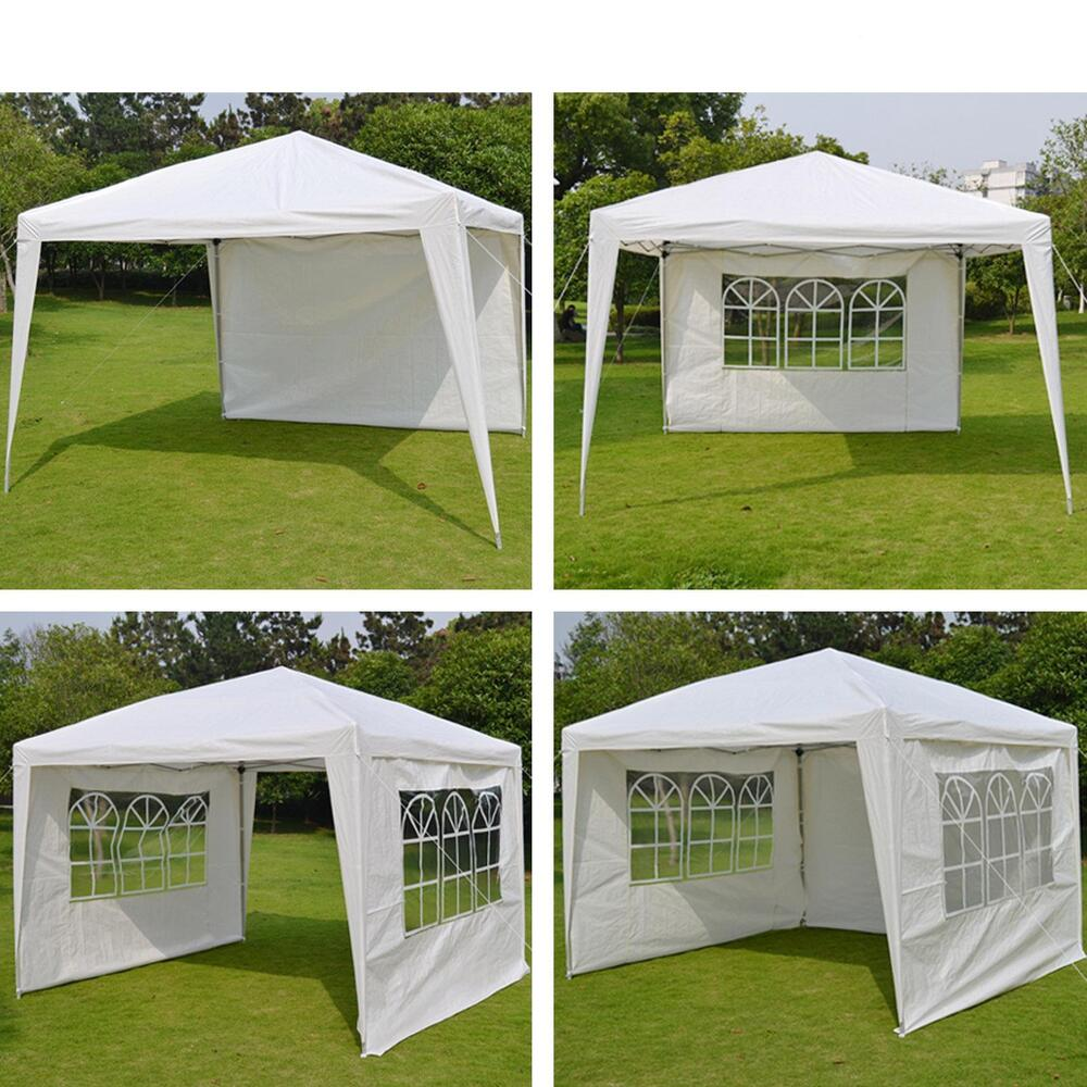 10x10 canopy tent 10 x10 13 ez pop up canopy folding wedding tent 28967