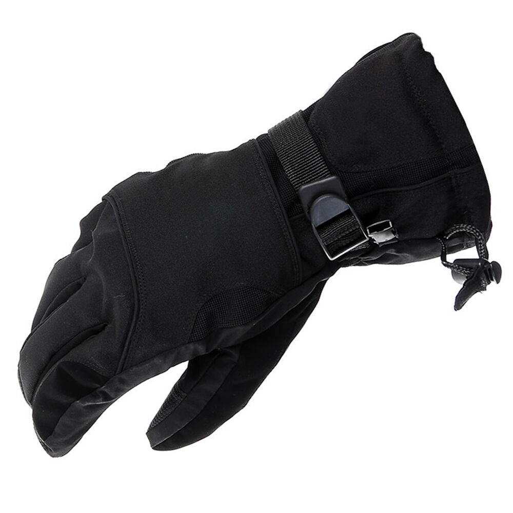 Mens W.P.Waterproof Work Gloves Warm Ski Glove Motorcycle