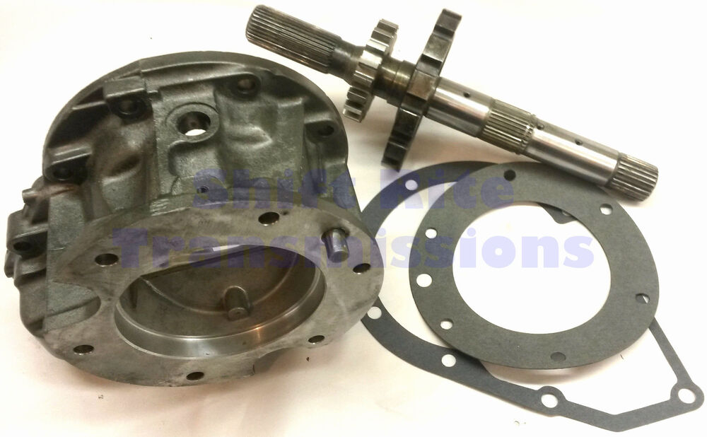 1977 Ford F250 Parts 4R100 4WD EXTENSION TAIL HOUSING SHAFT TRANSMISSION 5.4L 6 ...