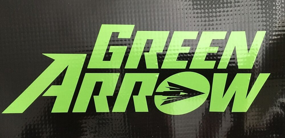 Green Arrow Logo Quiz 3d