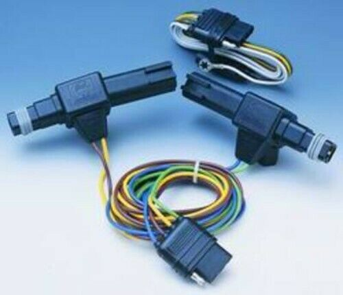 Trailer Wiring Harness For Dodge Dakota : Dodge plug play trailer connector kit wire harness