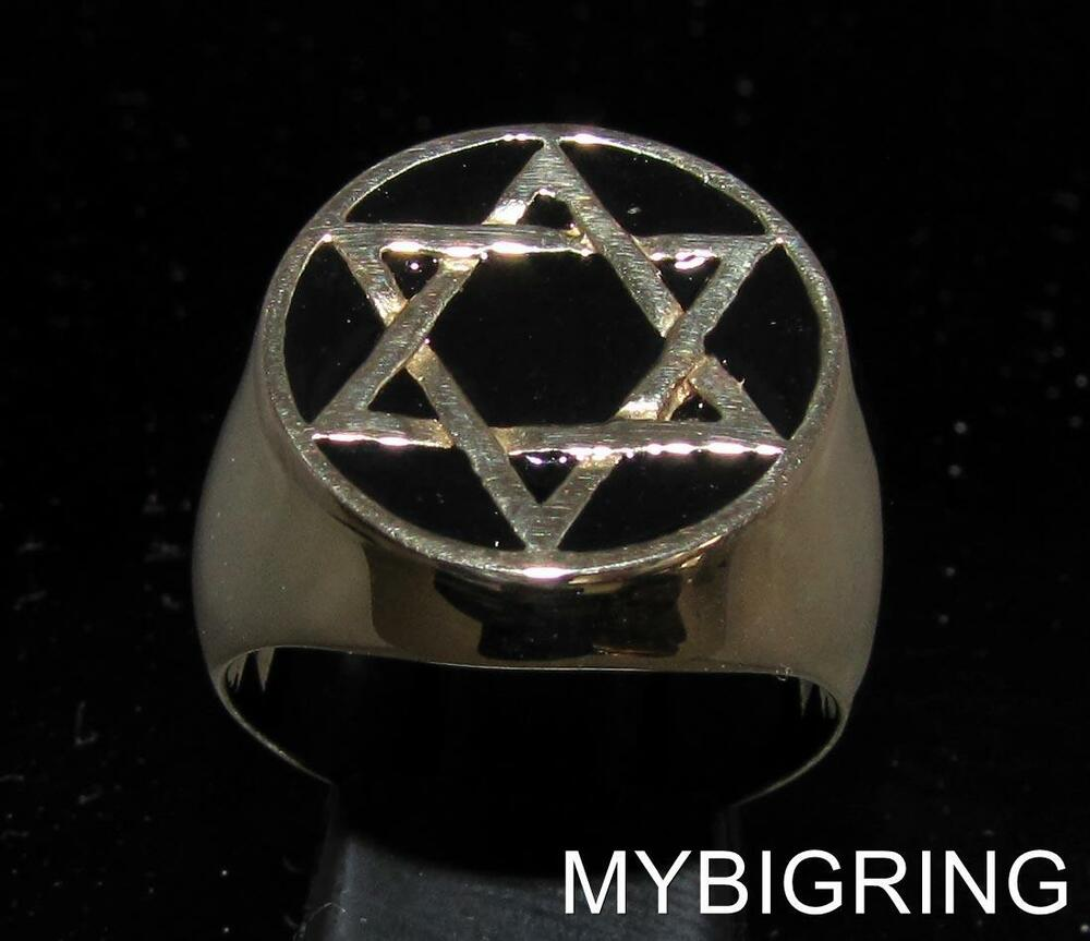 Signet Ring With Symbol