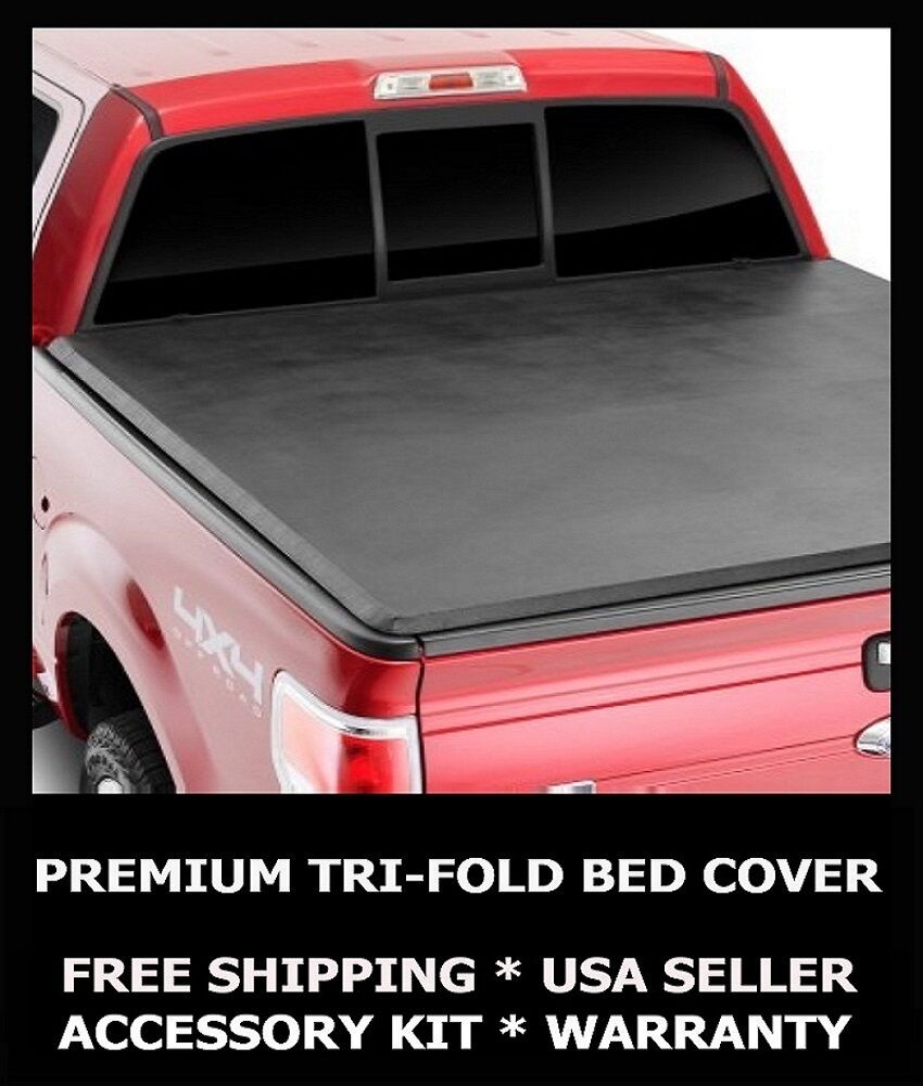 1994-2001 Dodge Ram Long 8' Bed NEW Tonno Pro TriFold