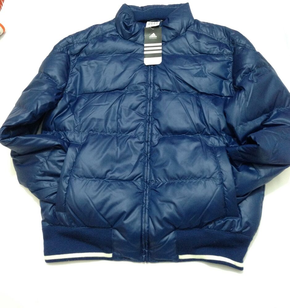 Adidas Padded Feather Down Jacket Ultra Warm 2MB Winter Jacket ...