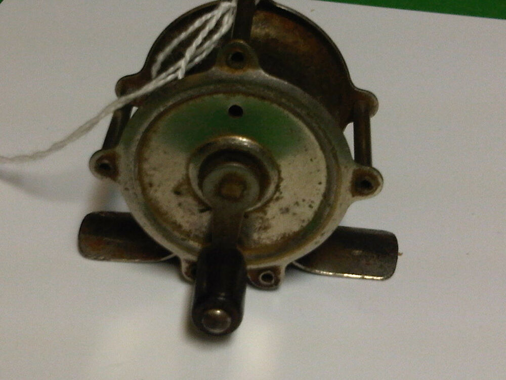Vintage fishing reel ebay for Antique fishing reels