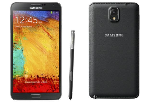 samsung galaxy note 3 32gb boost mobile black very. Black Bedroom Furniture Sets. Home Design Ideas