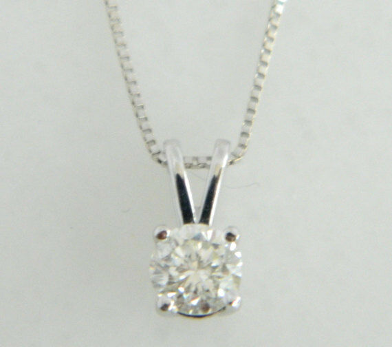 Beautiful Diamond Jewelry White Gold For Christmas