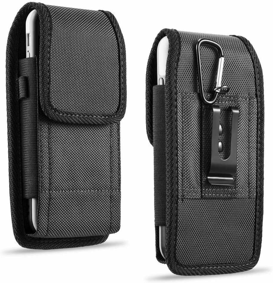 LUXMO Universal Pouch Holster for iPhone 8 7 Plus