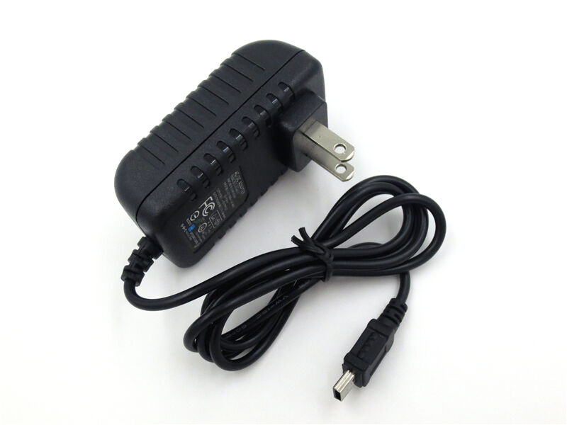 ac dc wall power charger adapter for garmin gps approach g7 g6 g5 g3 ebay. Black Bedroom Furniture Sets. Home Design Ideas
