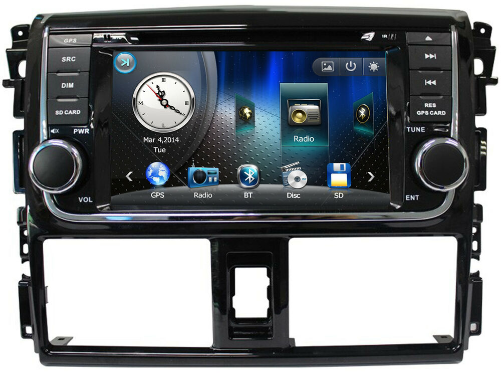 touch screen radio car dvd player gps navigation for. Black Bedroom Furniture Sets. Home Design Ideas