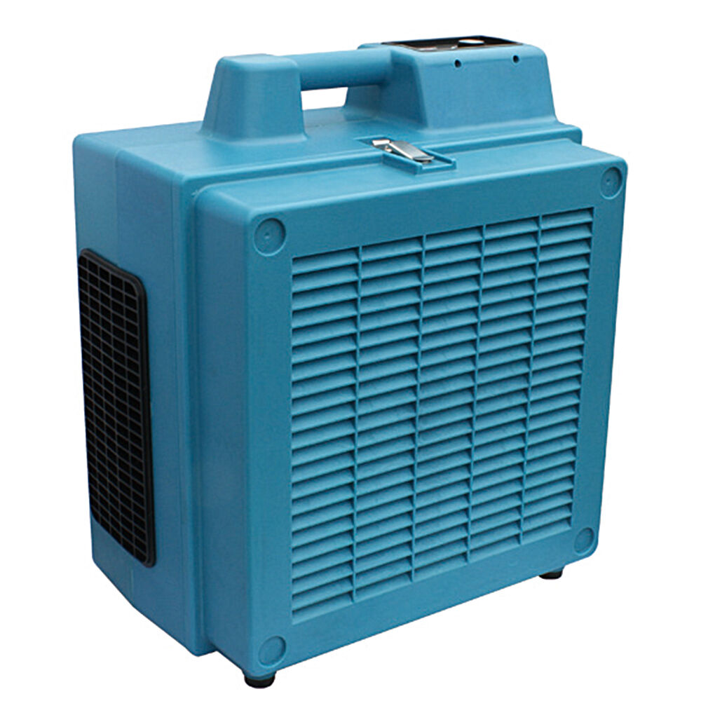 Hepa Air Scrubber : Xpower professional stage filtration hepa
