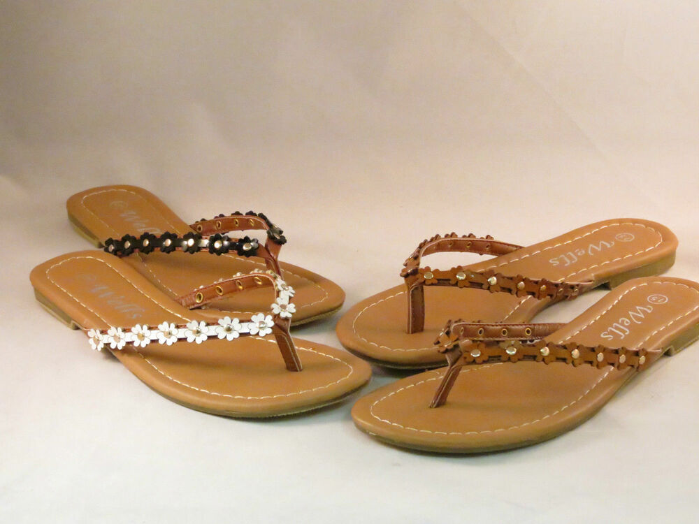 New Audra Womenu0026#39;s Toe-Post Sandals | Shoes By Mail