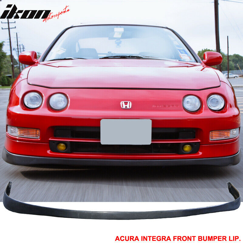 Fits Acura Integra Dr Dr SIVTEC SIR Urethane Front Bumper - 2000 acura integra front bumper