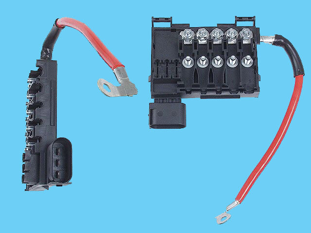 new fuse box block terminal electric cable mount holder. Black Bedroom Furniture Sets. Home Design Ideas