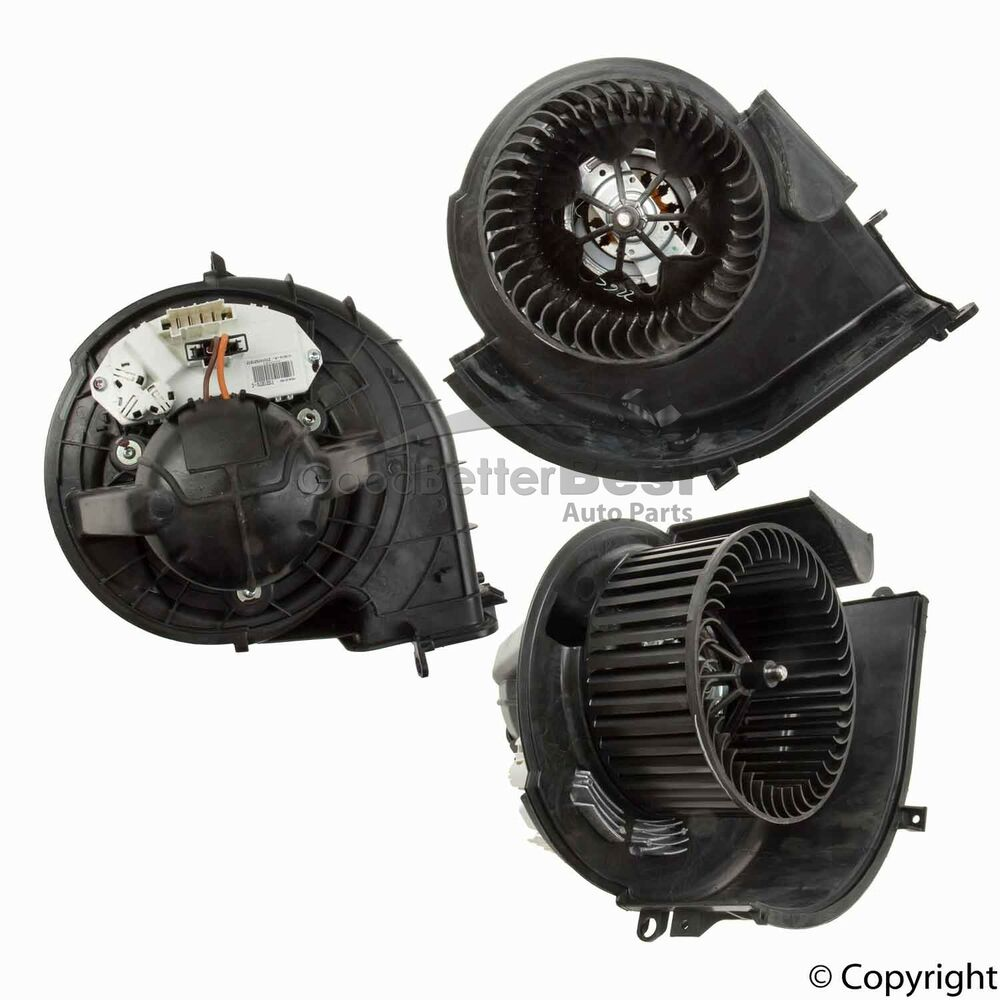 New Genuine Hvac Blower Motor 64116971108 Bmw X5 X6 Ebay