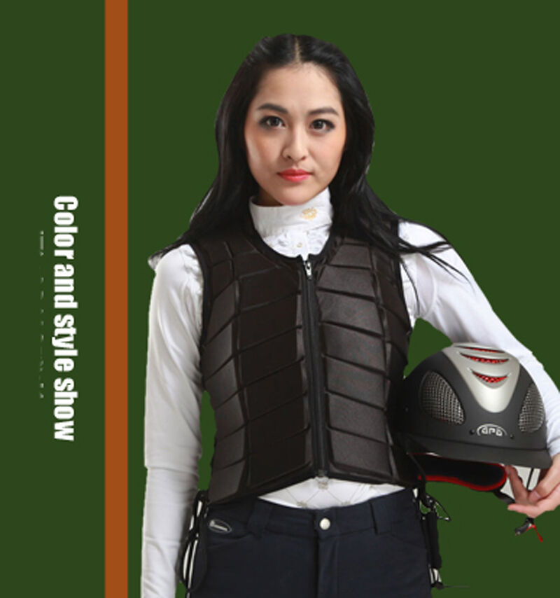 Equestrian Body Protector Horse Riding Safety Eventer Vest ...