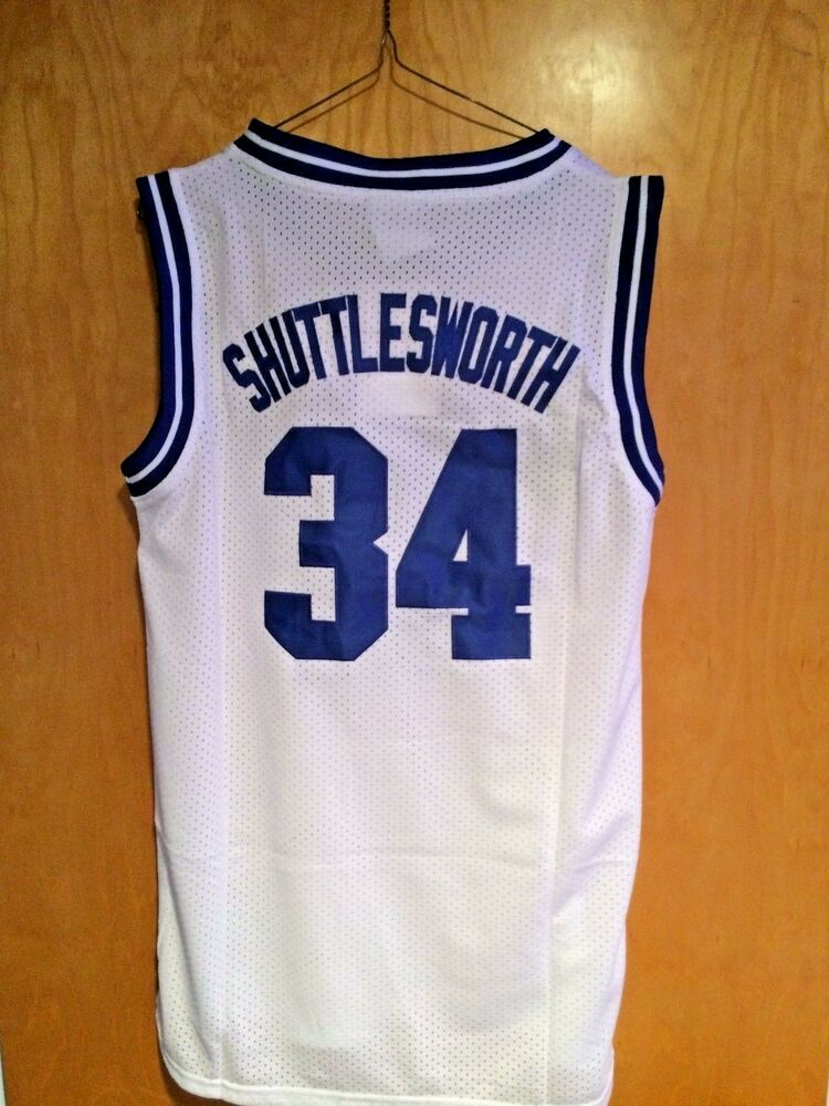 Jesus Shuttlesworth 34 Lincoln He Got Game Basketball