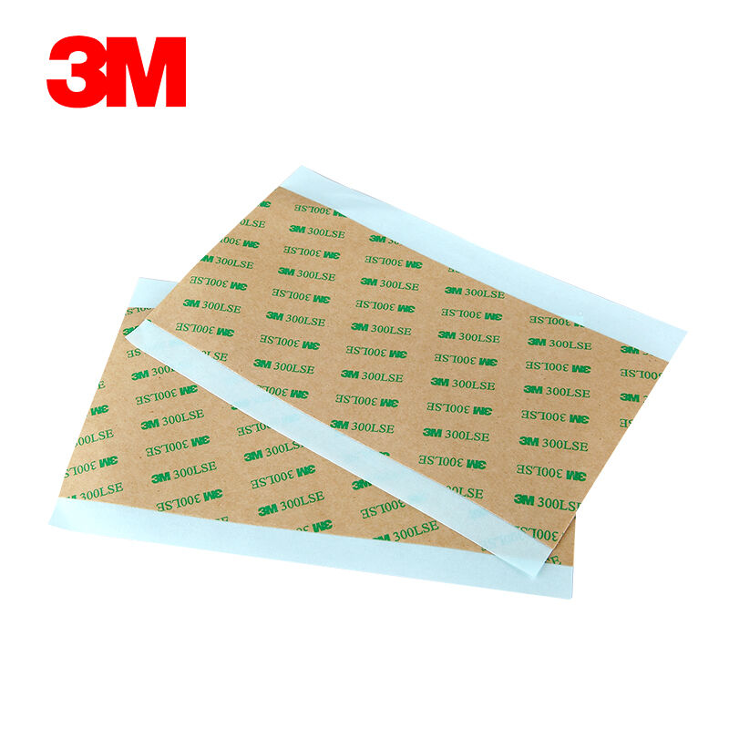 3m 300lse 9495le Sheets Clear Double Sided Adhesive Tape
