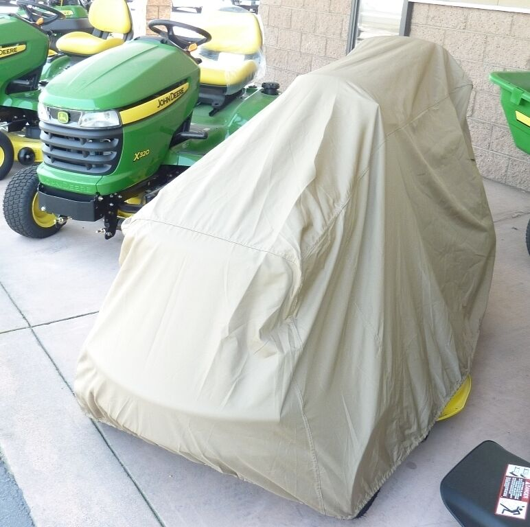 Garden Tractor Cover : Largetractor cover garden yard riding mower lawn tractor
